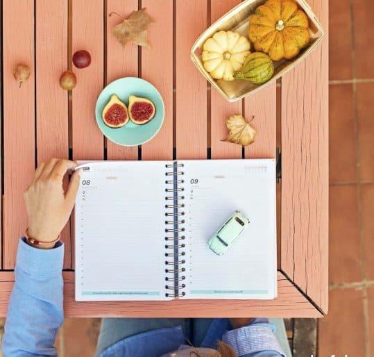 10 maneras de usar tu agenda