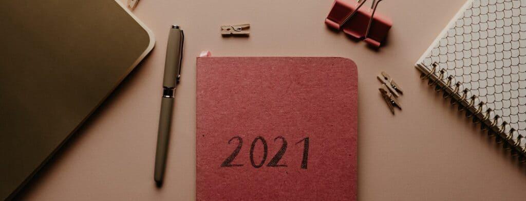 Las mejores agendas 2021 del mercado