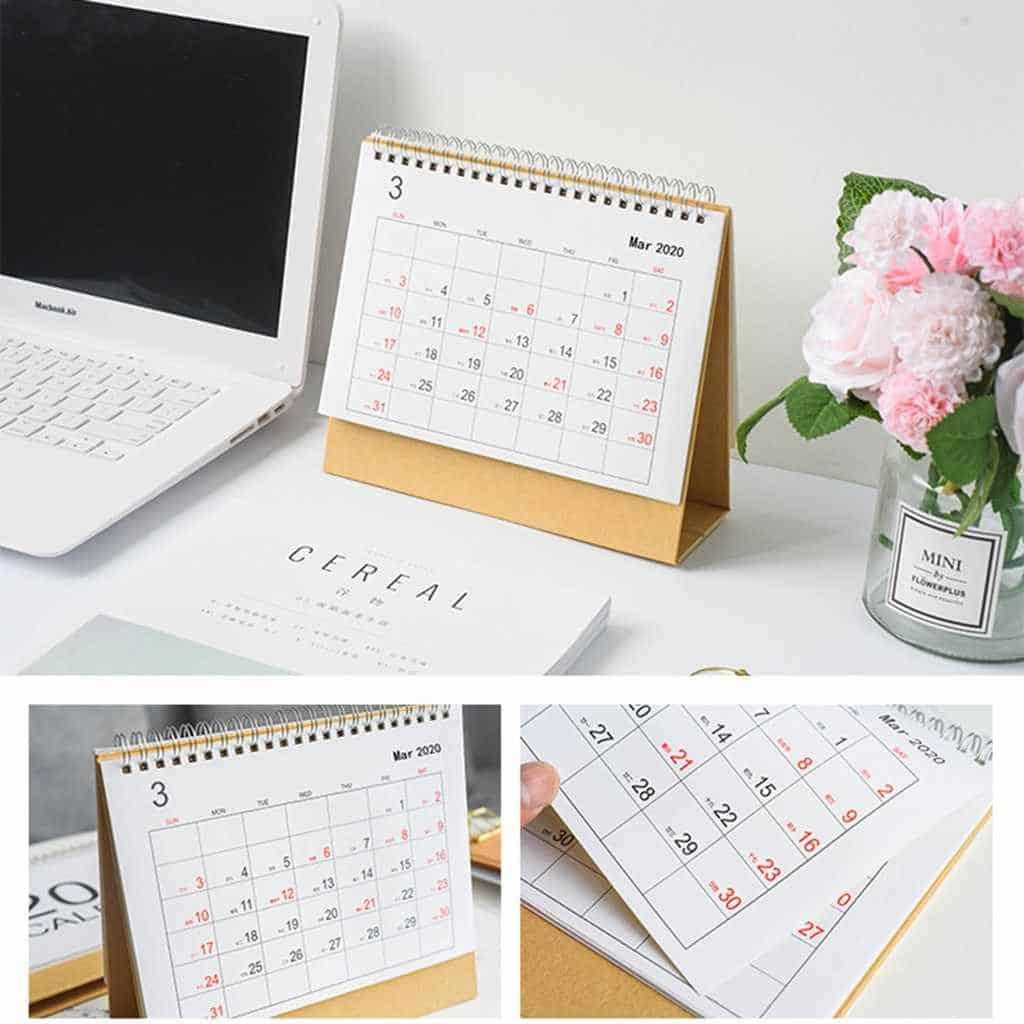 Consejos para Planificar Mensualmente tus retos