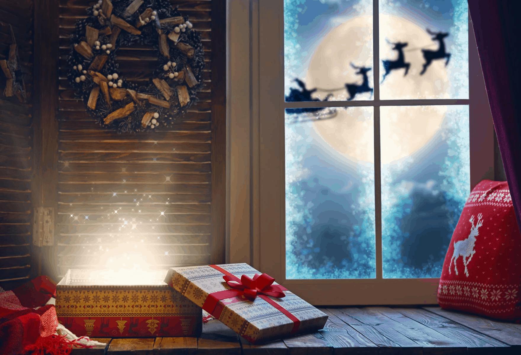 Pegatinas de Navidad para decorar tu hogar y la agenda 2020